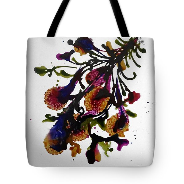 Midnight Magic-2 Tote Bag by Alika Kumar