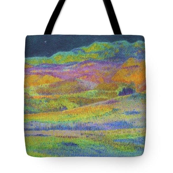 Midnight Magic Dream Tote Bag