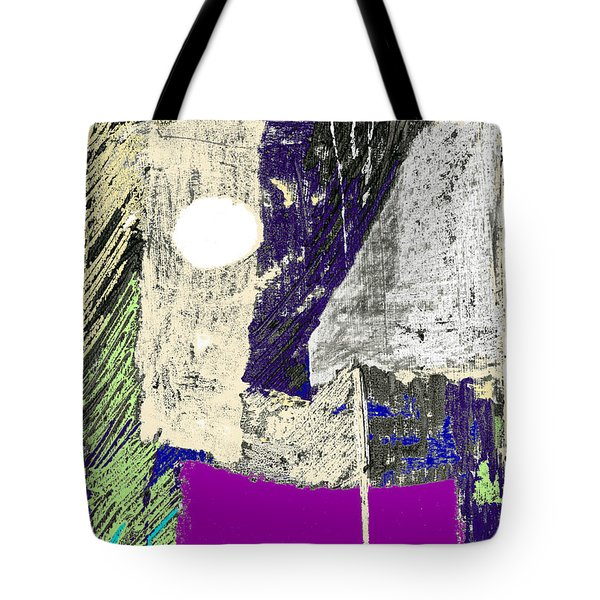 Midnight On The Water Tote Bag