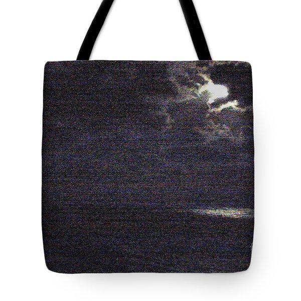 Midnight Tote Bag by Priscilla Richardson