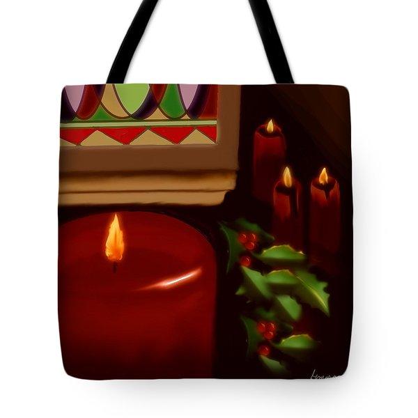 Midnight Service Tote Bag