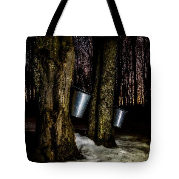 Midnight Sugar Tote Bag