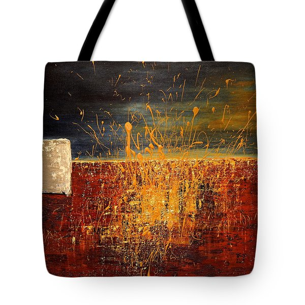Midnight Summer, St Pete Beach  Tote Bag