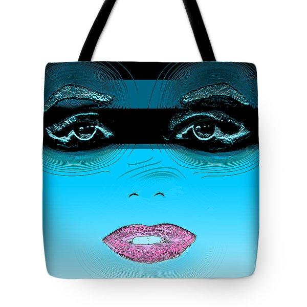 Midnight Swim Tote Bag by Joy McKenzie