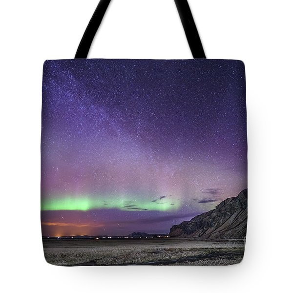 Midnight Symphony Tote Bag