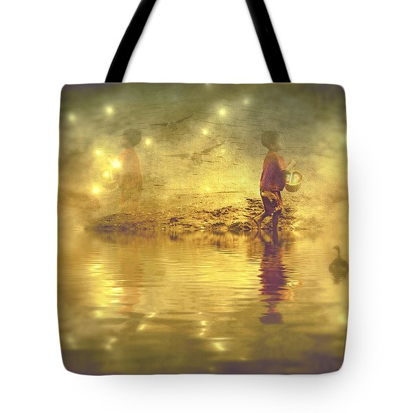 Midnight Treasure I Tote Bag