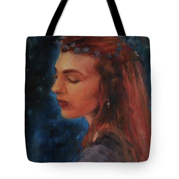 Midsummer Night Fairy Tote Bag by Brian Kardell
