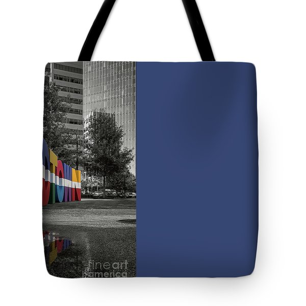 Midtown Atlanta Tote Bag
