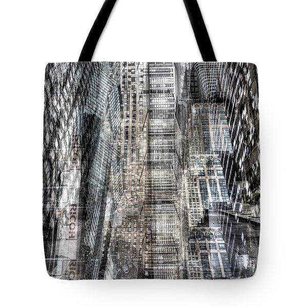 Midtown Sidestreet Tote Bag
