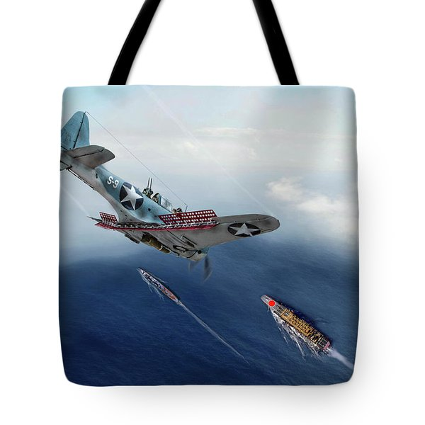 Midway Jackpot Tote Bag