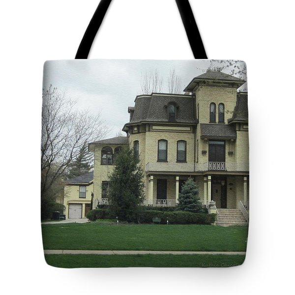 Midwest Home Tote Bag