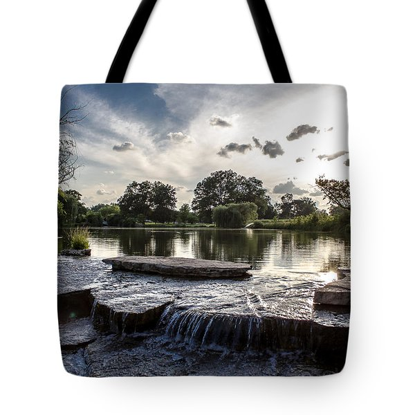 Midwest Sunset Tote Bag