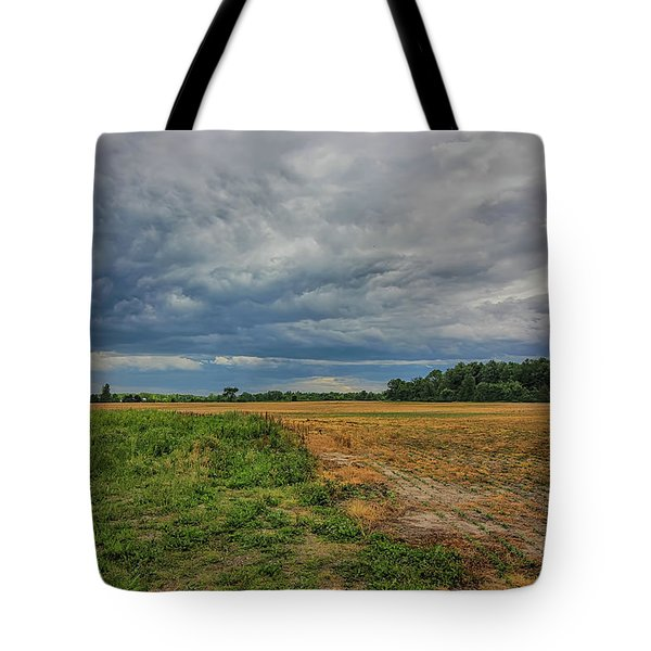 Midwest Weather Tote Bag
