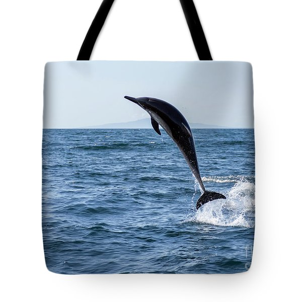 Might As Well Jump Tote Bag