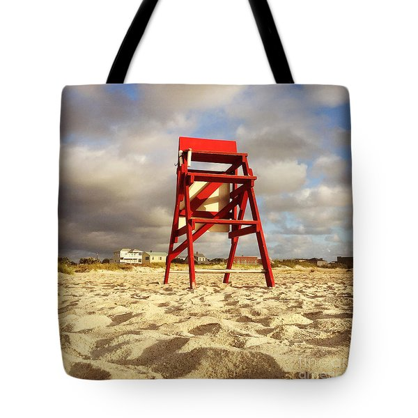 Mighty Red Tote Bag
