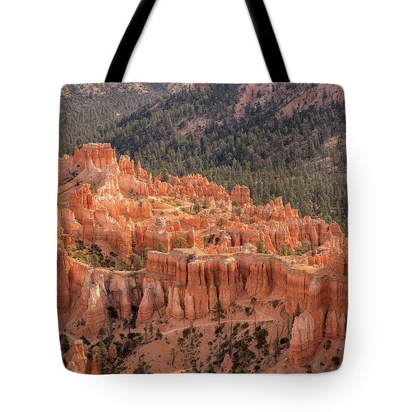 Mighty Fortress Tote Bag