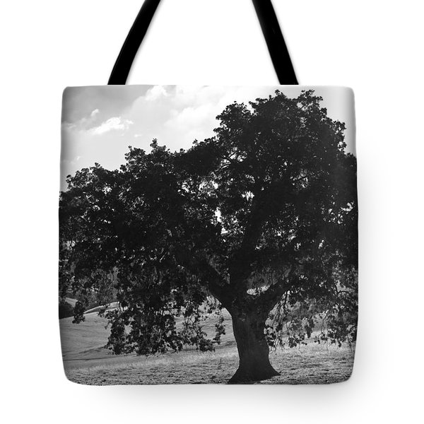 Mighty The Oak Tote Bag