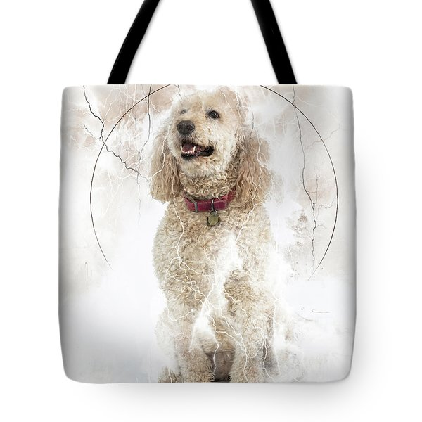 Mike And Millie 100 Tote Bag by M K  Miller