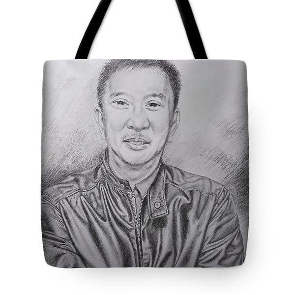 Mike Tote Bag