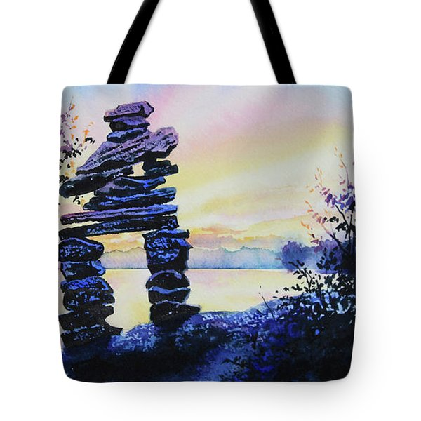 Mike Was Here Tote Bag