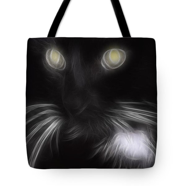 Mikey Tote Bag by Holly Ethan
