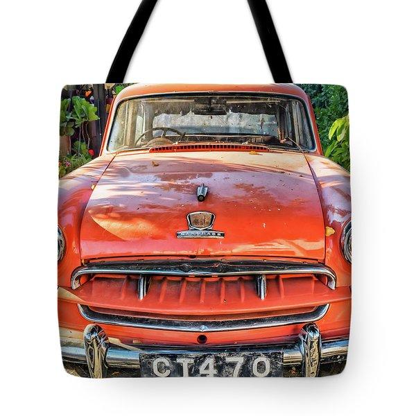 Miki's Car Tote Bag
