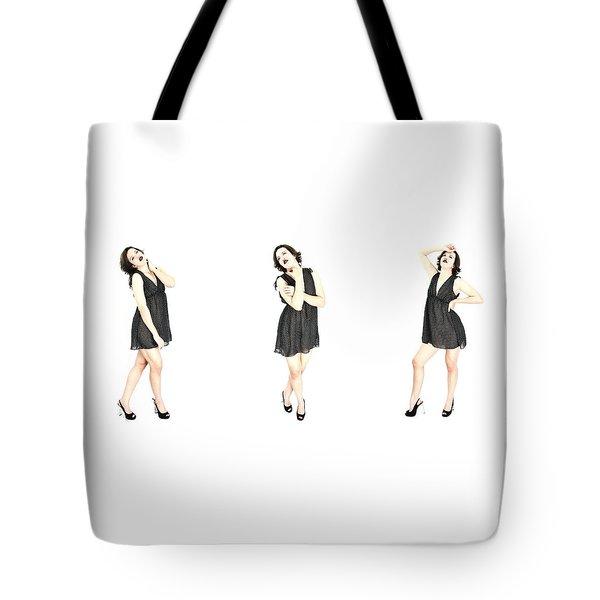 Mikki 4 Tote Bag