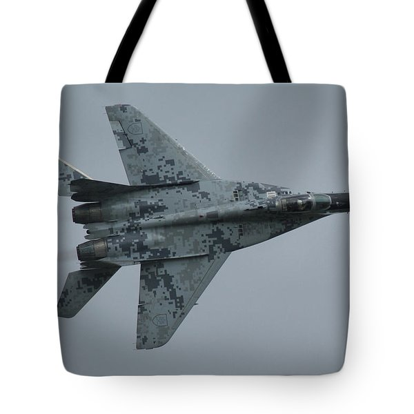 Mikoyan-gurevich Mig-29as  Tote Bag by Tim Beach
