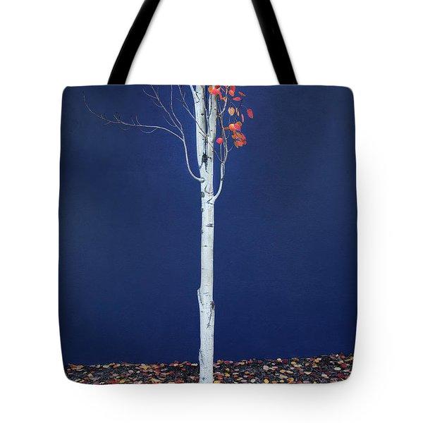 Tote Bag featuring the photograph Miksang 7 Coming Soon by Theresa Tahara