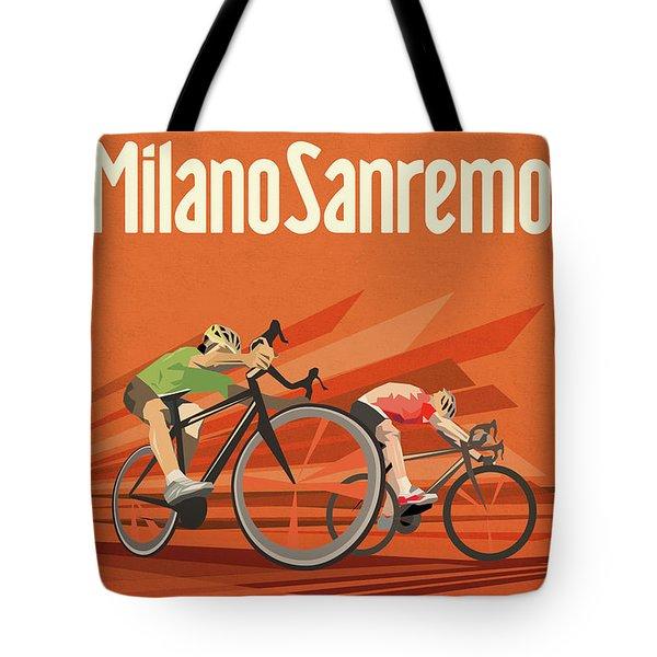 Milan San Remo Tote Bag by Sassan Filsoof