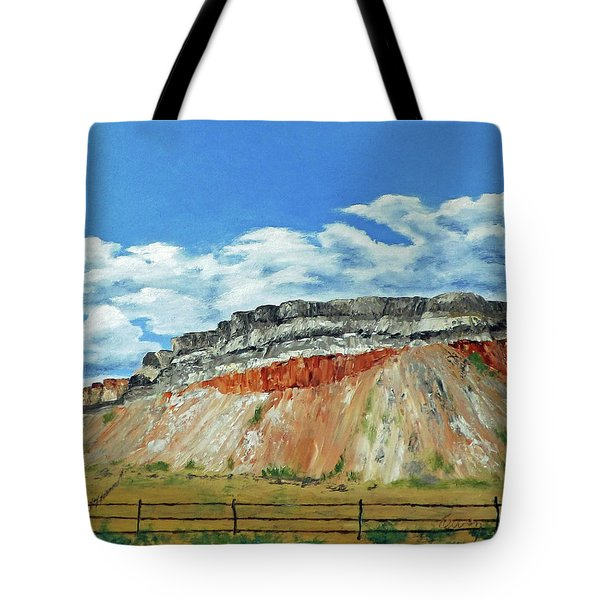 Mile Marker 34  /  6 Of 6 Tote Bag
