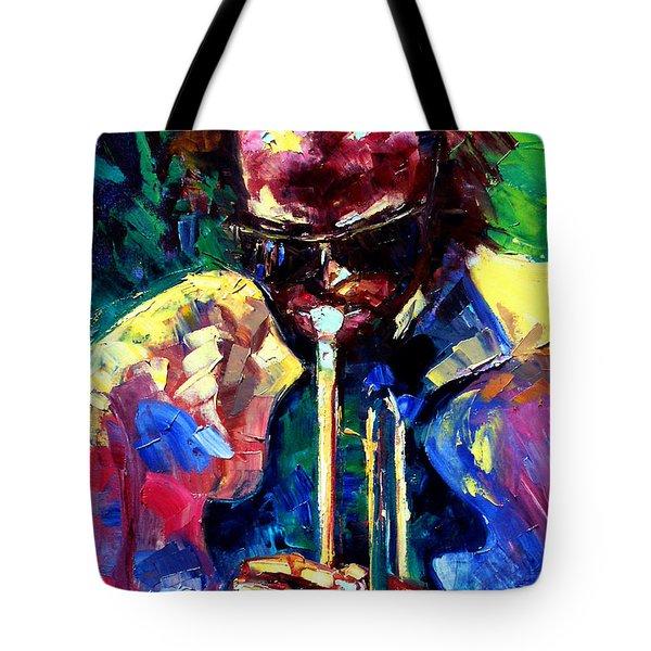 Miles And Yellow Tote Bag by Debra Hurd