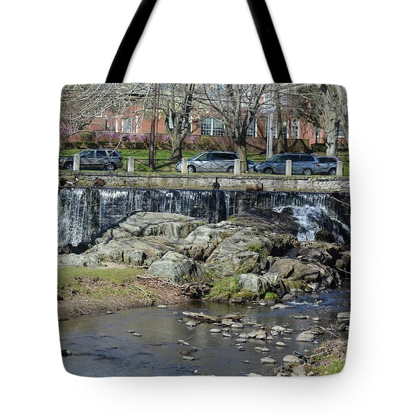 Milford Center  Tote Bag