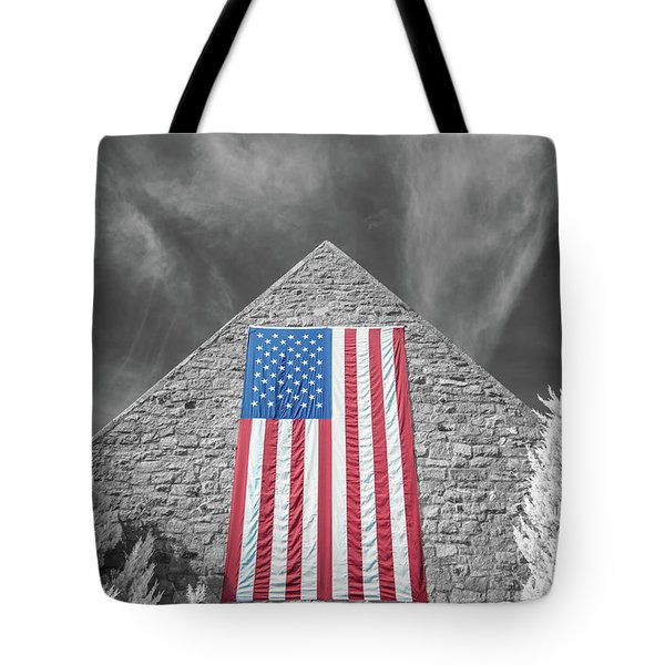 Tote Bag featuring the photograph Military Vision 2 by Brian Hale