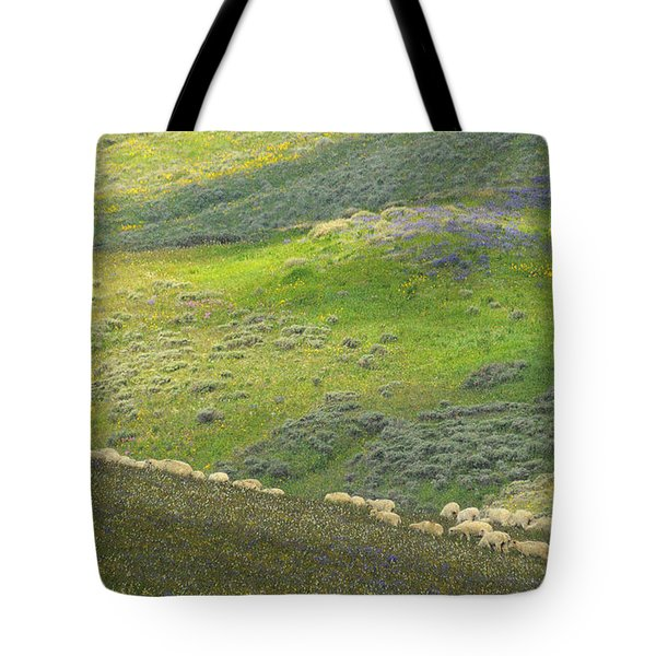 Tote Bag featuring the photograph Milk And Honey by Al  Swasey