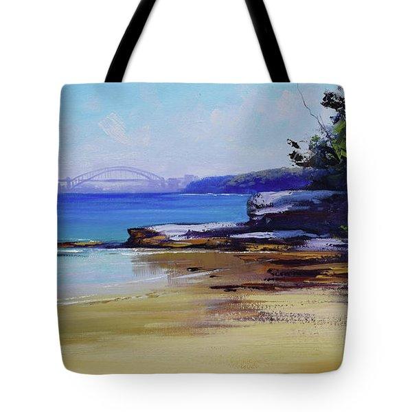 Milk Beach Sydney Tote Bag