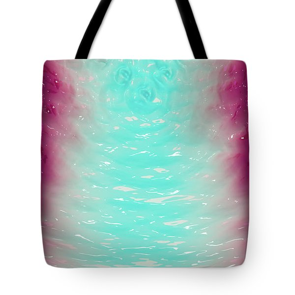 Milk Effects No2 Tote Bag