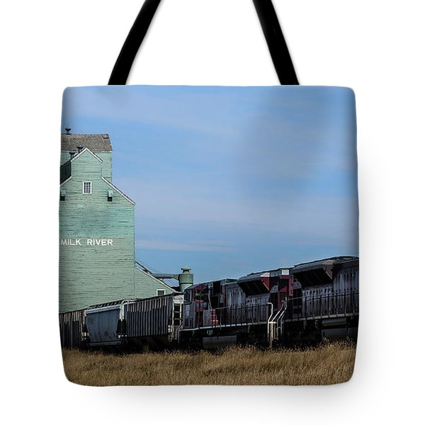 Milk River Tote Bag