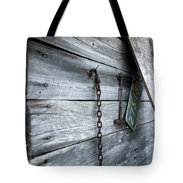 Milk Shed Tote Bag