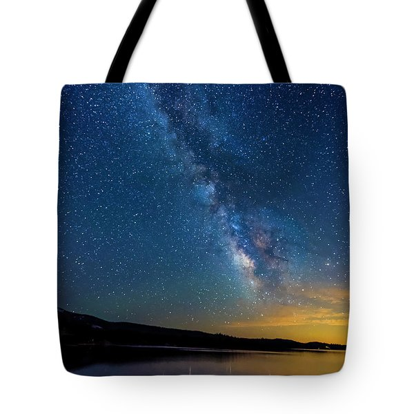 Milky Way 6 Tote Bag