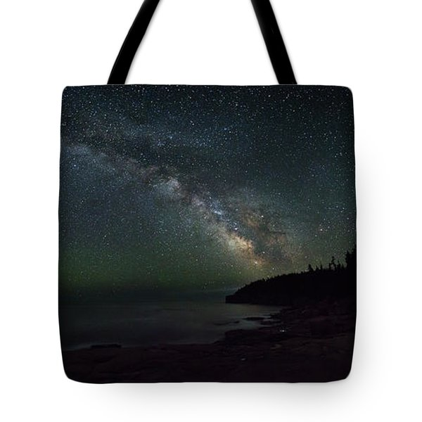 Milky Way Arch Tote Bag