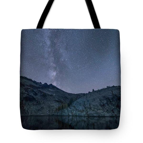 Milky Way At The Enchantments Tote Bag