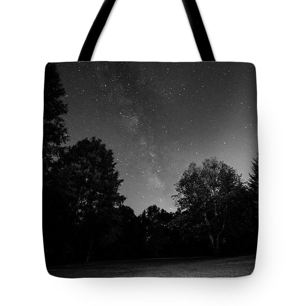 Tote Bag featuring the photograph Milky Way by Brian Jones