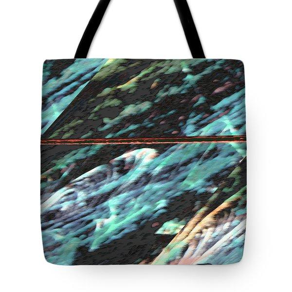 Milky Way Tote Bag by Lenore Senior