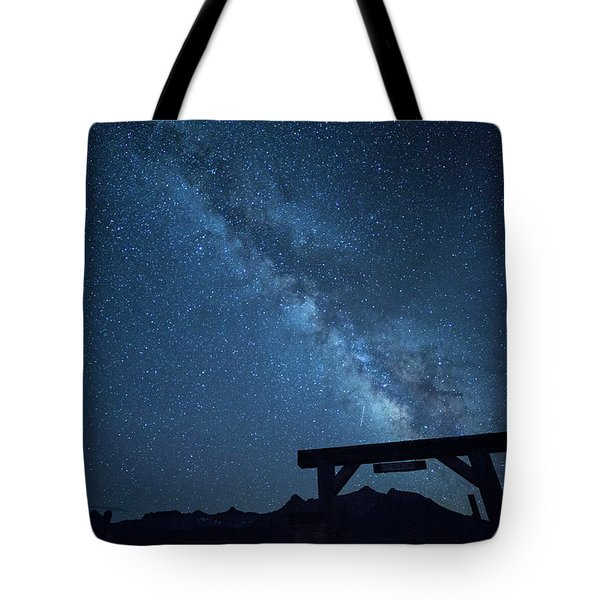 Milky Way Ranch Tote Bag
