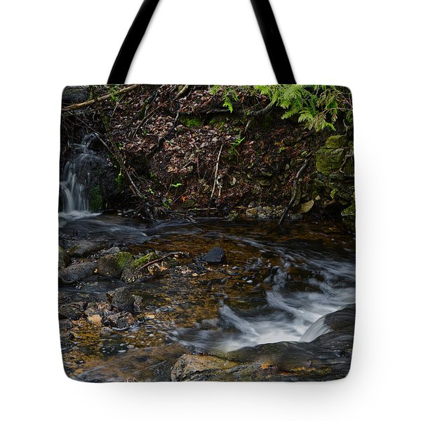 Mill Creek Tote Bag