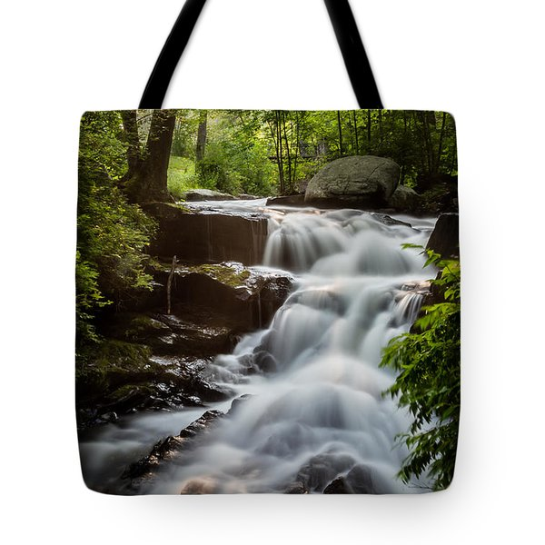 Mill Falls Tote Bag by Darleen Stry