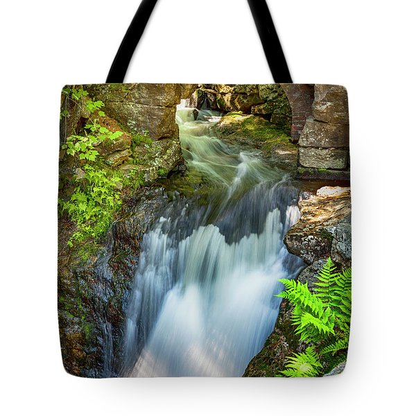 Mill Remnants Tote Bag