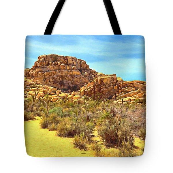 Millennium Of Erosion Tote Bag