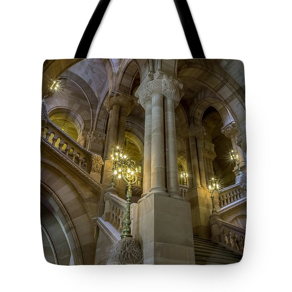 Million Dollar Staircase Tote Bag